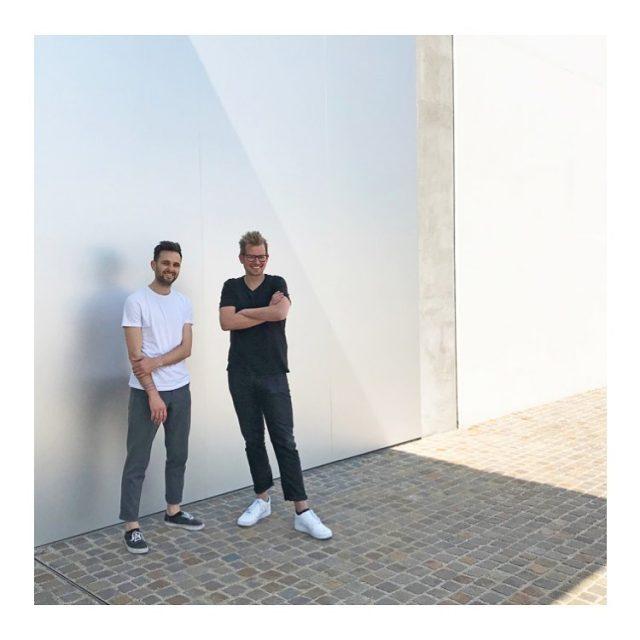 In the beautiful Fondazione Prada, Milano!